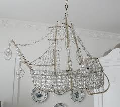 Crystal Ship Chandelier Marinni хрустальные люстры 18 20 век