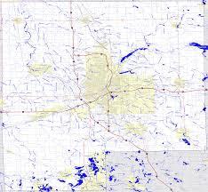 Map Of Michigan Roads by Bridgehunter Com Genesee County Michigan