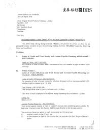 Letter Of Credit Validity dbs