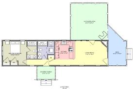 mountain cabin floor plans stunning 20 ft cabin plan mountain