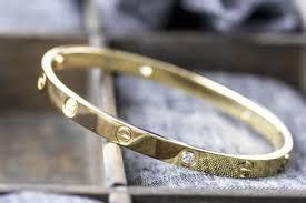 size cartier bracelet images How to size your cartier love bracelet store 5a authentic jpeg