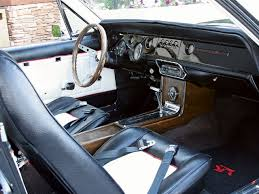 68 mustang radio interior pics page 4 the mustang source ford mustang forums