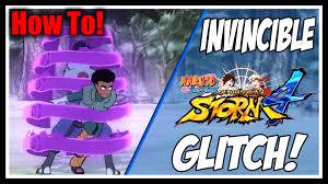 tutorial hack ninja heroes naruto shippuden ultimate ninja storm 4 new invincibility glitch