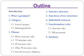 chapter 5 syntax ppt video online download