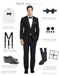 black tie attire best 25 black tie events ideas on black tie