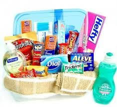 gift baskets for college students stuff could include anything from school supplies