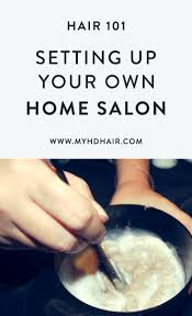 25 best home hair salons ideas on pinterest hair dryer holder