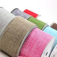 colored burlap ribbon jute ribbon in kolkata west bengal manufacturers suppliers of