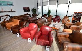 showroom canapé fauteuils et canapés en exposition à brest