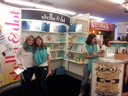 Stella And Dot Business Cards Event Booths That Work Direct Sales And Social Media Jennifer
