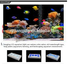 led aquarium light with timer high power aquaponics system fish tank hydroponic system led