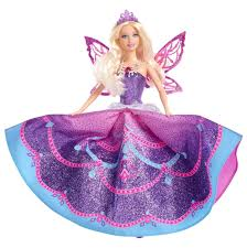 barbie mariposa fairy princess catania doll