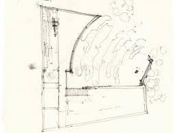 studio aalto alvar aalto 1954 55 1962 63 sketch drawings