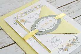 wedding invitations shabby chic floral wedding invitation suite