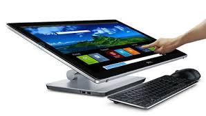 ordinateur de bureau tout en un ordinateur tout en un tactile