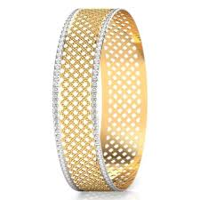 gold mesh bracelet images Mesh gold bangle jewellery india online jpg