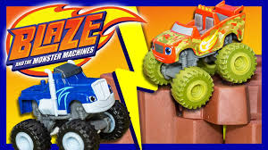 monster trucks videos fisherprice nickelodeon blaze and the machines fisherprice toy