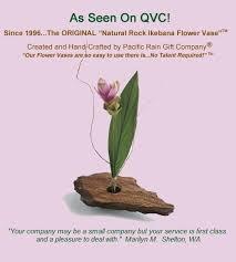 Ikebana Vases The Pacific Rain Gift Company Ikebana Feng Shui Rock And Slate