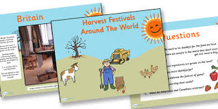 twinkl resources harvest festivals around the world powerpoint