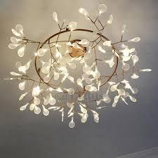 creative twig led decorative lights glowworm shaped 41 7 inch diameter