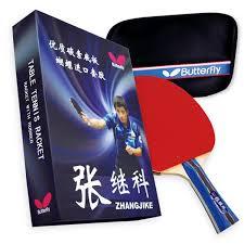 yonex table tennis rackets butterfly zhang jike ping pong paddle box set total table tennis