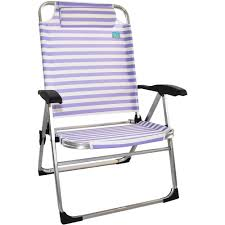 Big Beach Chair Strand High Back Beach Chair Blue White Stripe By Strand Imports