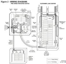 wiring diagram generac 200 automatic transfer switch wiring