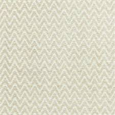 Waverly Upholstery Fabric Wave Of Affection Sugarcane Light Beige Chenille Chevron Stripe
