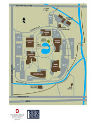 newark map cus map the ohio state at newark