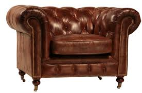 Leather Tufted Chair Occasional Chairs U2013 Mortise U0026 Tenon