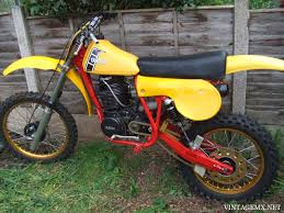 vintage motocross bikes for sale uk 1979 pls yamaha yz500 bike showcase vintagemx net vintagemx net