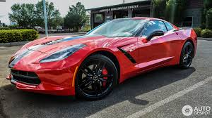 chevrolet corvette c7 stingray chevrolet corvette c7 stingray 10 february 2016 autogespot