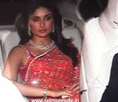 kareena kapoor u0027s wedding fashion round up of what the