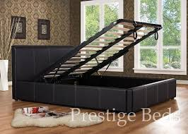 Ottoman Faux Leather Bed 38 Best Leather Beds Images On Pinterest Leather Bed Ottoman