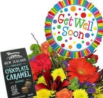 get well soon package get well gifts auckland get well gift baskets get well flowers