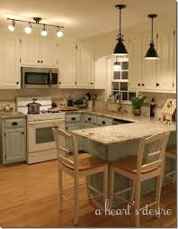 Two Color Kitchen Cabinets Best 25 Country Kitchen Cabinets Ideas On Pinterest Farmhouse