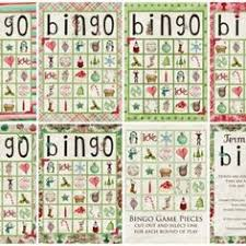 the kurtz corner free printable christmas bingo cards winter
