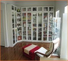 Usa Bookcase Billy Bookcase Ikea With Glass Door Home Design Ideas