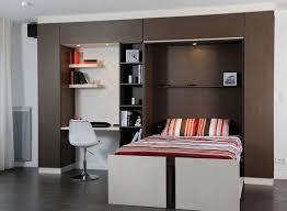 lit armoire bureau lit escamotable 2