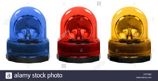 use of amber lights on vehicles emergency vehicle lighting blue red yellow warning rotating lights