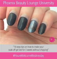 phoenix beauty lounge university 10 easy tips for a long lasting