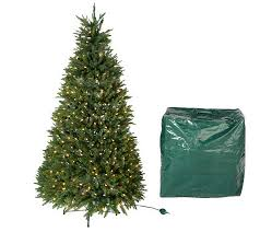 balsam hill 6 collapsible prelit tree w storage bag