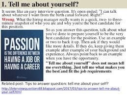 What To Say About Yourself On A Resume Top 32 Online Teacher Interview Questions And Answers Pdf
