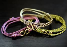 rope bracelet designs images Diy rope bracelets out of versatile sliding knots how to make a jpg
