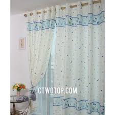 Navy Blue Curtains For Nursery Curtain 99 Marvelous Blue Nursery Curtains Photos Ideas Navy