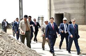 mak inaugurates cement factory in dornogobi welcome to montsame