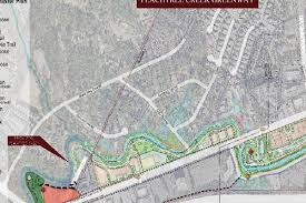 brookhaven could create multi use trail with a beltline tie in