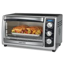 What To Use A Toaster Oven For Buy A Black Decker Convection Oven Countertop Convection Toaster