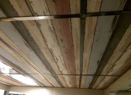 ceiling tiles dropped ceiling i wallpapered the old ceiling tiles i covered