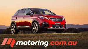 peugeot australia 2017 peugeot 3008 review motoring com au youtube